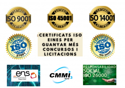 September 30 – Tools to win tenders: ISO certificates